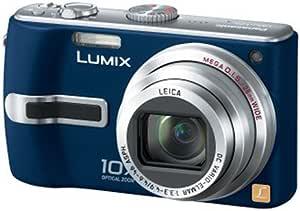 パナソニック デジタルカメラ LUMIX (ルミックス) DMC-TZ3 ブルー