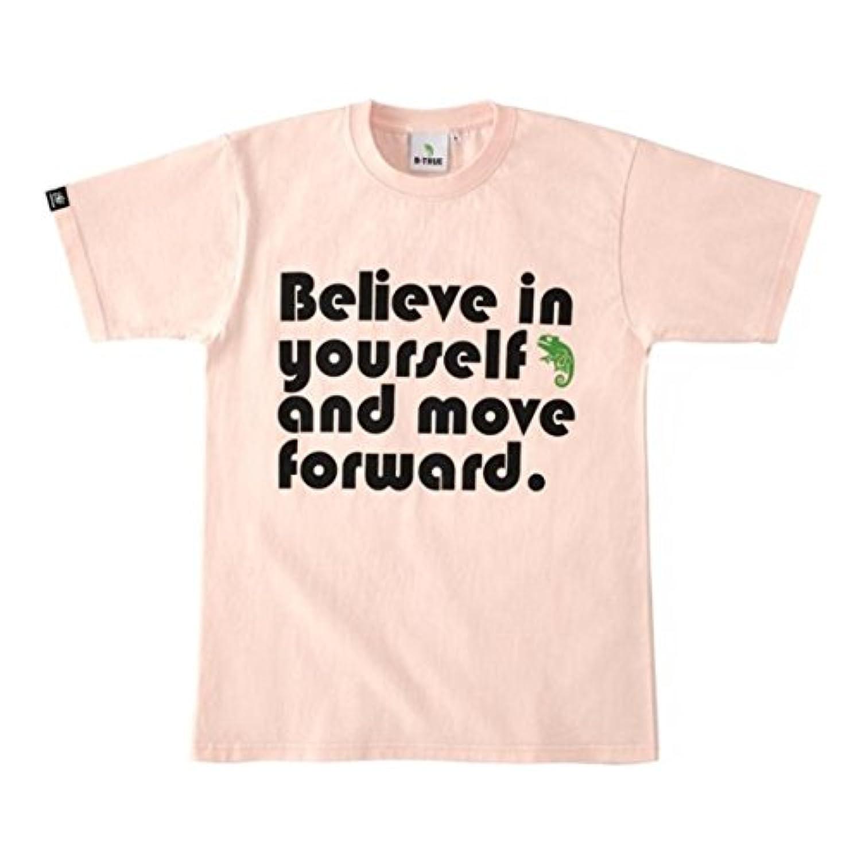 エバーグリーン(EVERGREEN) B-TRUE Tシャツ ハイグレード Aタイプ M ライトピンク