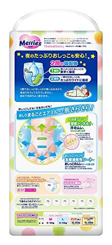 【Amazon.co.jp限定】メリーズパンツ ビッグより大きいサイズ(15~28kg) さらさらエアスルー64枚 (32枚×2)