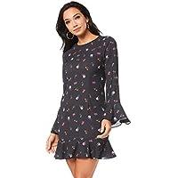 Cooper St Women's Lovebird Long Sleeve Mini Dress