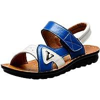 VulusValas Boys Open Toe Summer Sandals Shoes
