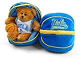 UCLA Basketball Zipper Stuffed Animal by Plushland [並行輸入品]