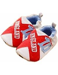 ベビーファーストウォーカーソフトソールコットンの幼児の靴イングランド