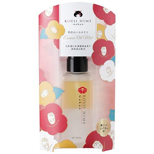 シースタイル シースタイル 糀姫 wakan 美容オイルミスト 43ml 凛としたツバキの香りの画像