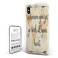 iPhone 7 Plus/iPhone 8 Plus カバー 世界地図 旅行 画 ケース 全面保護 指紋防止 耐衝撃 すり傷防止 超耐久 スマホケース 防塵 薄型 アイフォン ケース カバー 携帯ケース 携帯カバー