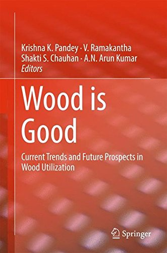Wood is Good: Current Trends and Future Prospects in Wood Utilization