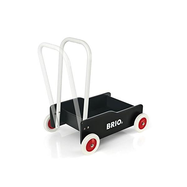 BRIO 手押し車 (ブラック) 31351の紹介画像3