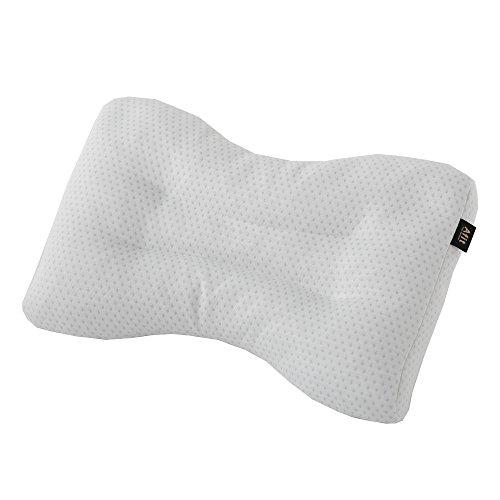 東京西川 枕 パイプ 洗える 60×40cm 抗菌防臭 afit(アフィット) EH97392020GR