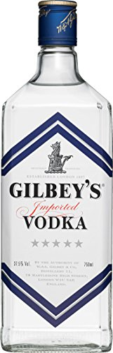 GILBEY'S (ギルビー) 37.5度 [ ウォッカ 750ml ] B001TZ95FQ 1枚目