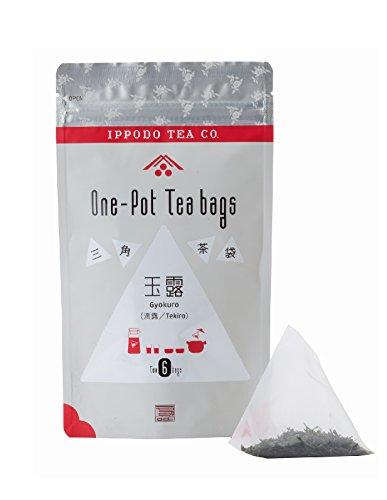 三角茶袋 玉露 6袋入