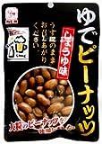 ゆでピーナッツ しょうゆ味 120g(カモ井食品)