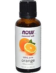 NOWエッセンシャルオイル オレンジ精油 アロマオイル 30ml 【正規輸入品】