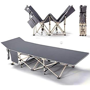 キャンピングベッド 簡易ベッド レジャーベッド 折りたたみ ワイド 軽量 組立不要 アウトドア キャンプ バーベキュー ビーチベッド 仮眠 防災用 来客用 収納袋付き