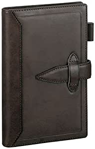 レイメイ藤井 システム手帳 ダヴィンチ ロロマクラシック 聖書 ダークブラウン DB3011E