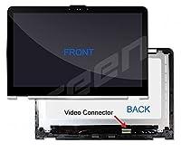 HP Envy x36015-aq015nr w2K43uaタッチ画面アセンブリベゼル新しい交換用LCD画面ノートパソコンLEDフルHD光沢