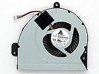 ノートパソコンCPU冷却ファン ASUS A43SA A43SD A43SJ A43SM A43E A43S A53U X53S X53U A43SK X43Sに対応