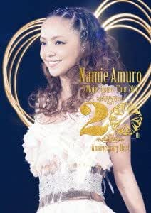 namie amuro 5 Major Domes Tour 2012 ~20th Anniversary Best~ (DVD+2枚組CD)