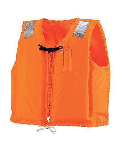 小型船舶用救命胴衣 オーシャンC-2型オレンジ 新基準 船舶検査対応 国交省認定品 津波水害対策