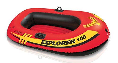 INTEX(インテックス) ボート エクスプローラー 100 147×84×36cm 58329 [日本正規品]