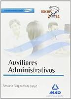 Auxiliares Administrativos del Servicio Aragonés de Salud. Temario Materia Común