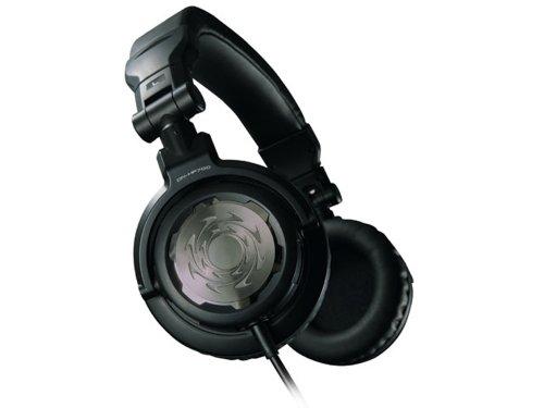 DENON DN-HP700 密閉型オーバーヘッドヘッドホン DJ用 ブラック