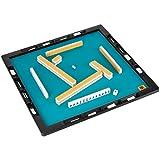 麻雀マット 麻雀牌セット キャリーバッグ付 超軽量 持ち運び便利 サイズ70×70×3cm