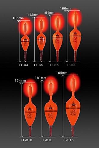 冨士灯器 FF-B10 超高輝度電気ウキ 10号