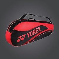 ヨネックス4833 3 Pieceバドミントンラケット機器バッグ