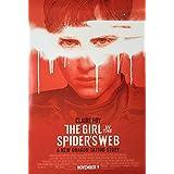 映画ポスター 蜘蛛の巣を払う女 US版 両面印刷 ds3 [並行輸入品]