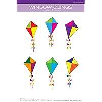 Kite Window Cling ( no。8213 )