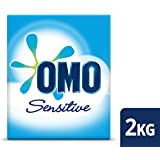 Omo Sensitive Laundry Detergent Washing Powder Front & Top Loader 2kg