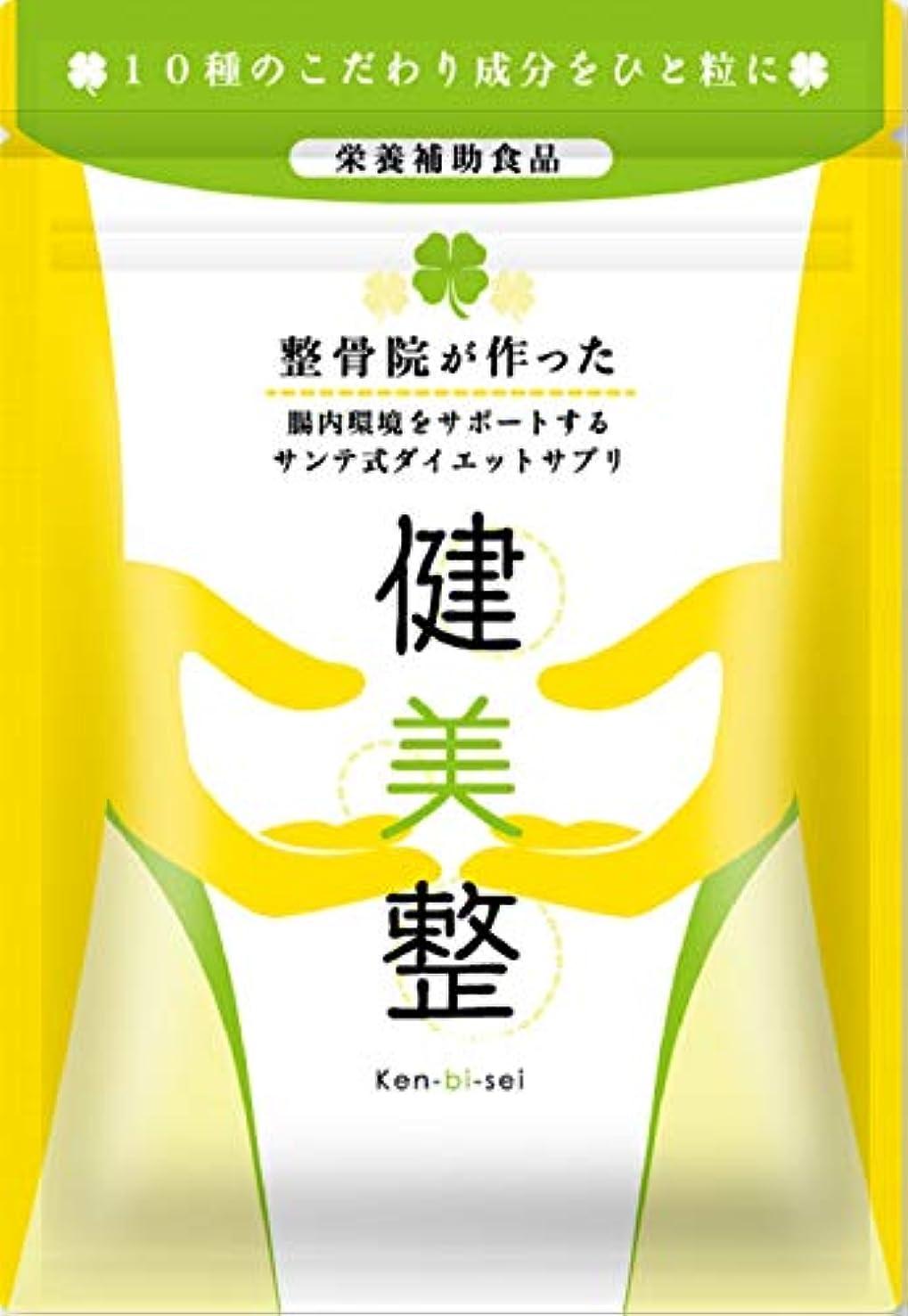 ストライプレパートリー成熟サプリメント ダイエット 酵素 腸内 健美整 人気 腸内環境 60粒1か月分 (1)