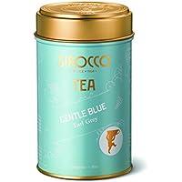 ジェントルブルー アールグレイ 茶缶 SIROCCOシロッコスイス高級紅茶ハーブティーコーヒーBIO認証最高品質ヨーロッパ有名ホテル航空会社採用ギフト贈答プレゼント用 【正規輸入品】