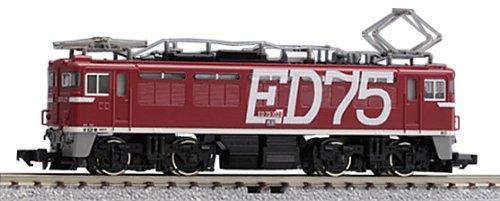 TOMIX Nゲージ 2106 JR ED75-1000形電気機関車 (1028号機・JR貨物新更新車)