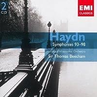ハイドン:交響曲第93番~第98番