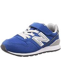 [ニューバランス] キッズシューズ YV996 17~24cm 運動靴 通学履き 男の子 女の子 15_ブルー(CBL) 17.5 cm