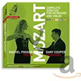 Mozart Complete Sonatas For Keyboard And Violin - Rachel Podger & Gary Cooper