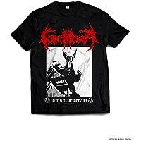 ウルトラマン - ULTRA KAIJU JUSTICE 09 古代怪獣 ゴモラ S/S Tシャツ [XLサイズ]