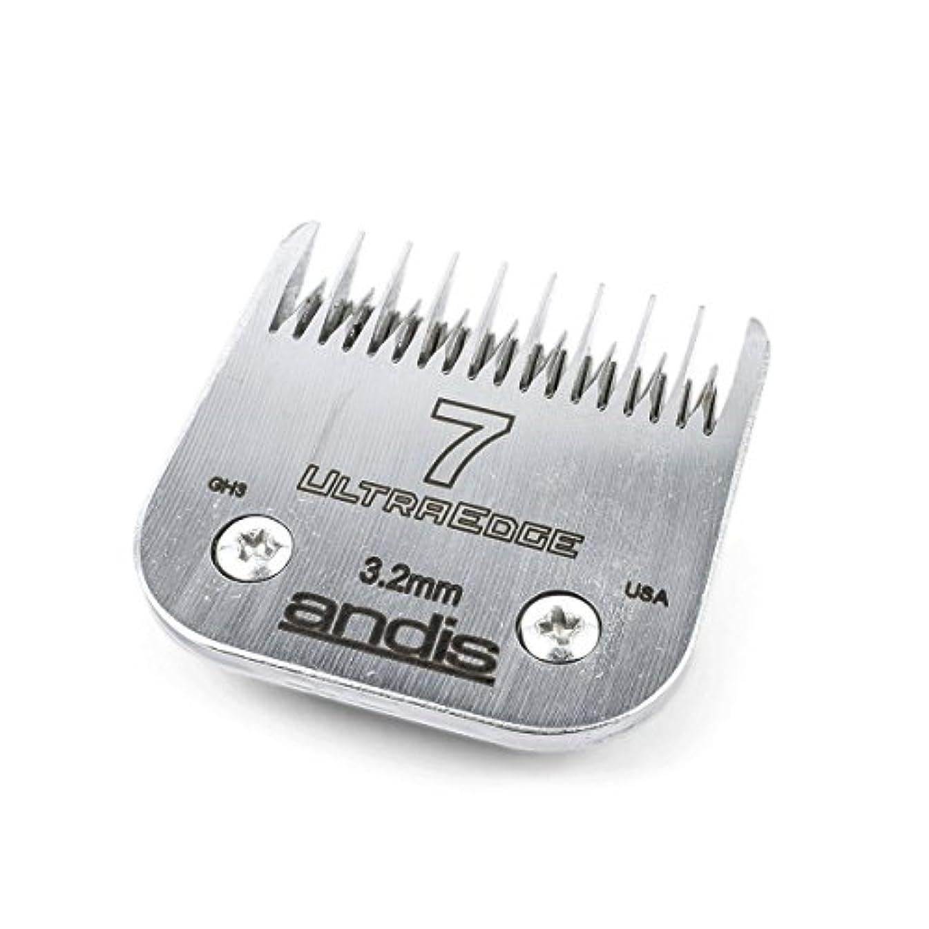 マイクタッチ結果としてアンディス 64080 ウルトラエッジ 7 スキップ ツゥース ブレード 3.2mm[海外直送品] [並行輸入品]