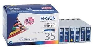 EPSON 純正インクカートリッジ IC6CL356色パック