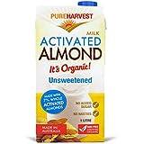 Pureharvest Unsweetened Organic Almond Milk, 1 l