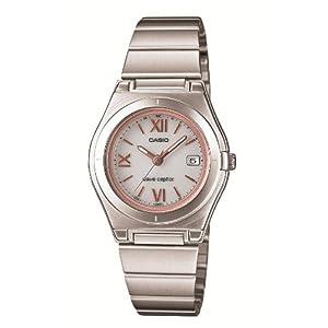 [カシオ]CASIO 腕時計 ウェーブセプター 電波ソーラー LWQ-10DJ-7A2JF レディース
