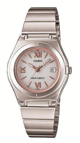 [カシオ] 腕時計 ウェーブセプター 電波ソーラー LWQ-10DJ-7A2JF シルバー