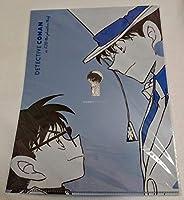 鳥取 限定【名探偵コナン】クリアファイル コナン vs 怪盗キッド コナン探偵社限定 オリジナル
