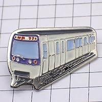 限定 レア ピンバッジ パリの鉄道メトロ車両 ピンズ フランス