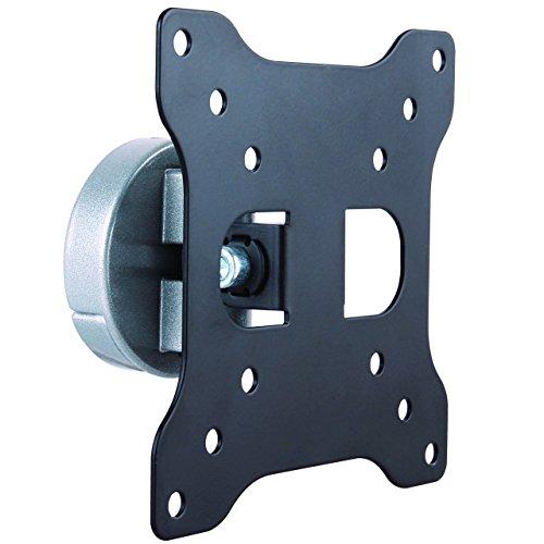 StarTech VESA規格対応テレビ壁掛け金具 上下左右角度調節付き壁掛けモニターマウント 壁面取付け用小型ジョイントアーム ARMWALL