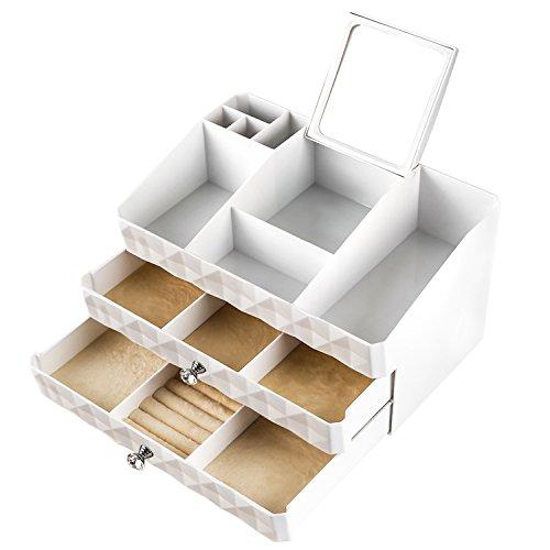 ELOKI 化粧品 収納 メイクケース コスメ収納ボックス ...