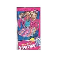 Western Fun Barbie(バービー) - #9932 - Mattel ドール 人形 フィギュア(並行輸入)