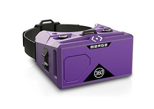 Merge VR バーチャル・リアリティ ヘッドセット (iPhone/An...