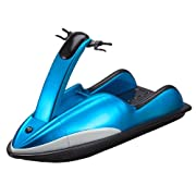 ex:ride ride. 009 ウォーターバイク メタリックブルー